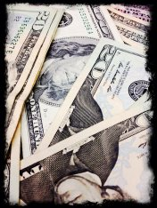 góra pieniędzy